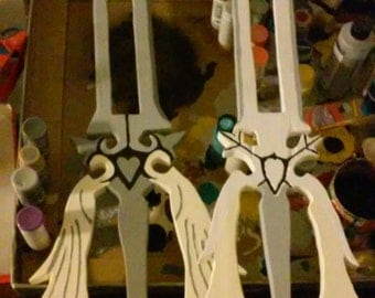 Kingdom Hearts Keyblade Commission for Oathkeeper