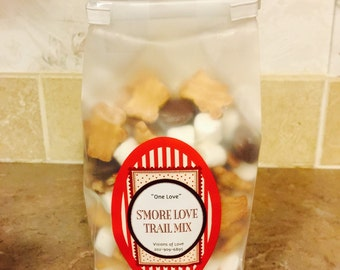 S'more Love Trail Mix