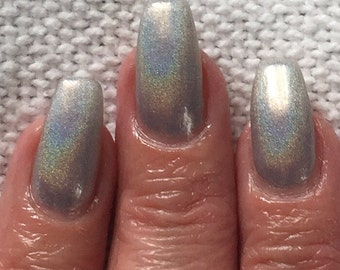 Don't Blink - super fine linear holographic nail polish