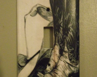 Cowboy Boots Country Western Light Switch Plate Cover Home Decor  *Various Type Covers Available*