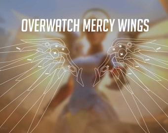 "Shop ""overwatch mercy"" in Craft Supplies & Tools"