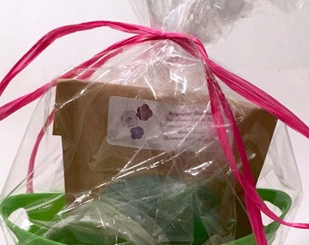 Peppermint Gift Basket, Spa gift Basket