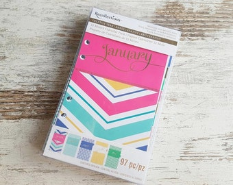 """Recollections calendar pack """"colors"""""""