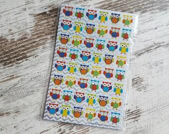 Owl stickers