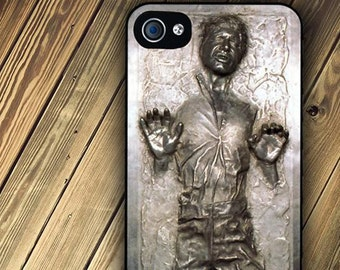 Star Wars Han Solo Frozen in carbonite I Phone 6/6s 6 +/6s+ phone case
