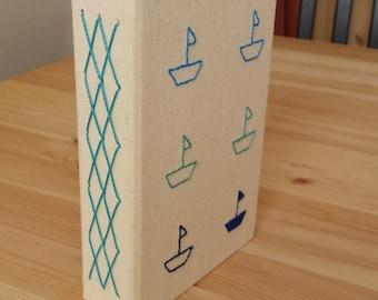 Hand made sketchbook / notebook