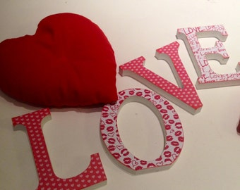 Valentine personalized thermal bags