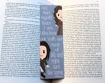 Wuthering Heights Quote Bookmark