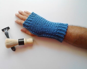 Mens arm warmers GIFT FOR HIM, mens gloves mens knit gloves mens fingerless gloves mens knit fingerless gloves gloves for men's mens mittens