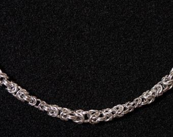 Silver Wave Byzantine