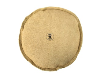 "8"" Diameter Leather Sandbag Cushion for Metal Dapping Stamping Hammering Chasing Forming Jewelry Tool - FORM-0069"