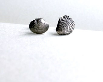 Seashell earrings mermaid jewellery mermaid earrings ocean jewellery beach jewellery