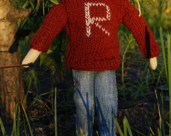 REDUCED Ron Weasley Doll - Characters from Harry Potter