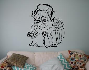 poodle angel etsy. Black Bedroom Furniture Sets. Home Design Ideas
