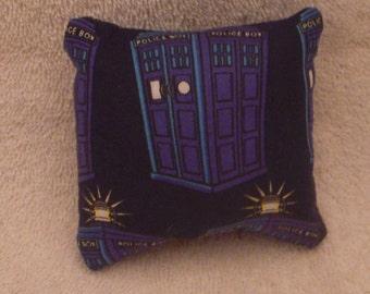 TARDIS Pincushion
