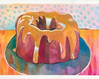 The Bundt Cake