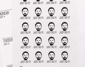 Just DO IT! Motivational Stickers