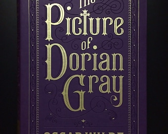 The Picture of Dorian Gray by Oscar Wilde, Barnes & Noble Collectible Flexibound Edition