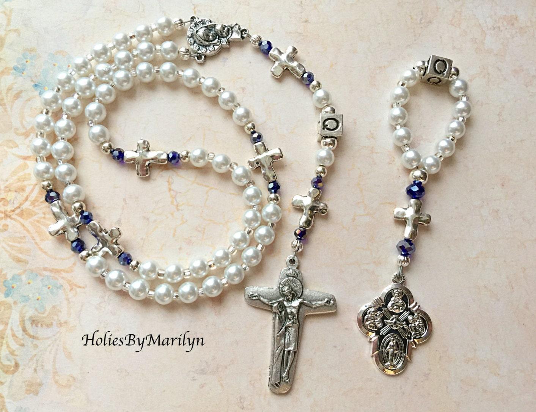Rosarios bisuteria moderna for Como limpiar un rosario de plata