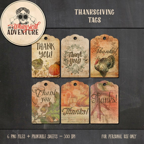 Download Lagu Thankyou Next: Thanksgiving Thank You Tags Party Printables Instant Download
