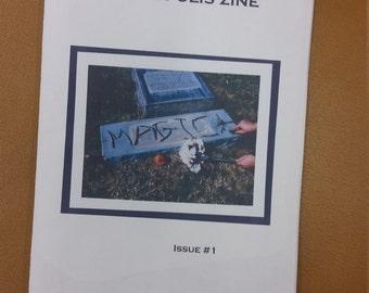 Necropolis Zine Issue #1