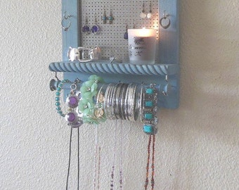 mini wall jewelry organizer