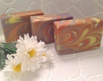American Hippie - Patchouli, Natural Soap, Handmade Soap, Vegan Soap, Homemade Soap, Cold Process Soap, soap