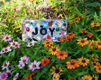 INSPIRED GARDEN Mosaic Art