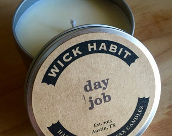 Day Job Soy Candle  // Coffee and Pastry