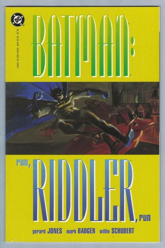 Batman - Run Riddler Run 2 1992 NM- (9.2)