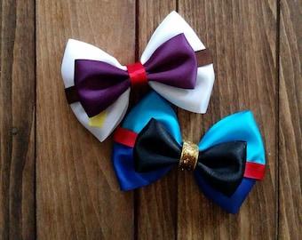 Aladdin Inspired Bows
