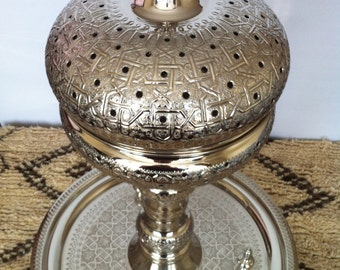Moroccan Royal / Elegant / Chic / Luxurious XXL Incense Burner For Events