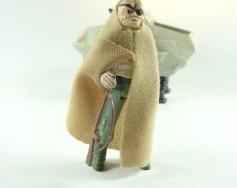 Pruneface Bounty Hunter ORIGINAL Weapon Star Wars Action Figure Return Of The Jedi