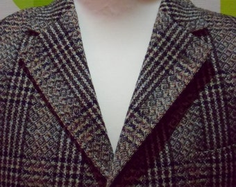 jacket, vintage jacket, men's fashion, 1960s, made in italy,