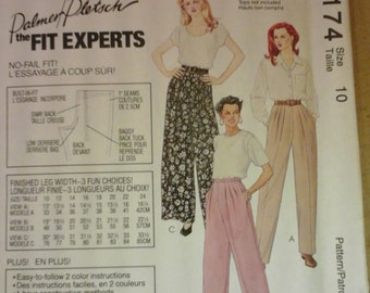 McCall's vintage sewing pattern
