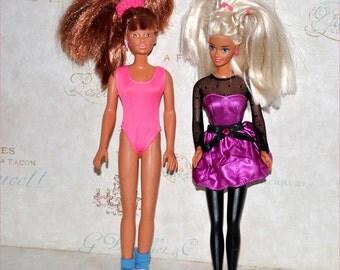 Barbie Dolls, Blonde Barbie, Hasbro Maxi Doll, Redhead Maxi Doll, Mattel Barbie, 95 Collectible Barbie, Fashion Barbie Doll, Braided Barbie