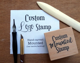 Custom logo stamp, personalized logo stamp, custom logo rubber stamp, custom logo stamps, business stamp, shop stamp, rubber stamps