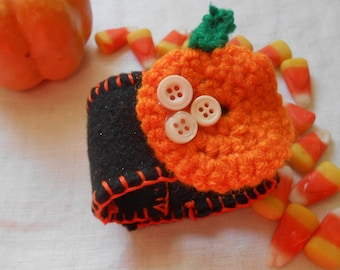 Napkin Rings, Halloween, Fall,