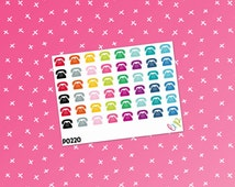 QUARTER SHEET - Phone Planner Stickers for the Erin Condren Life Planner Happy Planner, Telephone Sticker, Call Sticker - [P0220]