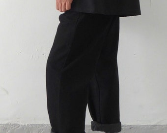 Raver Fit Jeans Black