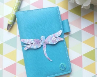 Tissue Dragonfly charm to customize and personalize your fauxdori midori