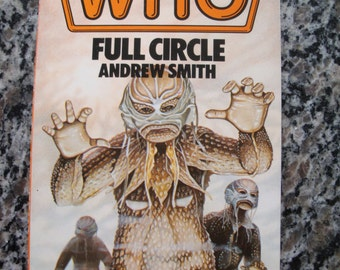 Doctor Who - Full Circle - Target Paperback Book