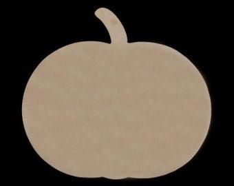 Wooden Pumpkin - Wood Pumpkin - 18 Inch Pumpkin