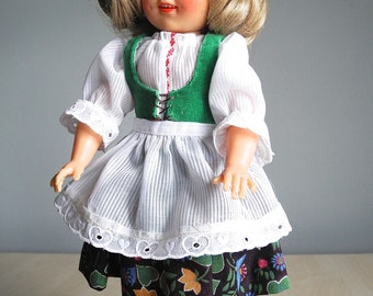 Ideal 12 Inch Shirley Temple Doll 1960s