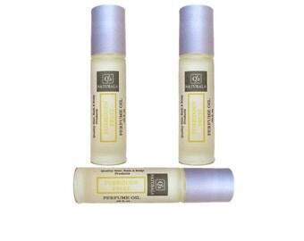 Forbidden Fruit Perfume Oil  Exotic Fruit Fragrance  Roll On Perfume  Fruity Floral Perfume  Summer  Spring Fragrance