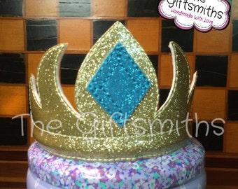 Snow Queen Tiara - Crown Headband Slider, Princess