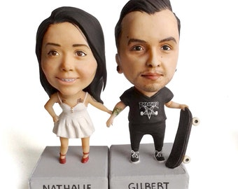 Custom couple Sculptures