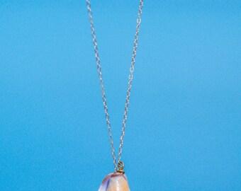 Long Hawaiian Cone Shell Necklace