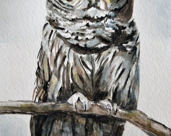 Owl Painting #1