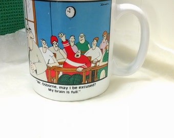 Far Side Coffee Mug by Gary Larson
